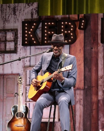 Keb' Mo', concert review, Martine Ehrenclou