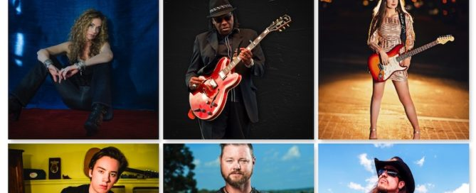Your additions to 50 Modern Blues Rock Soul Artists 2019