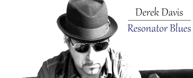Derek Davis Resonator Blues