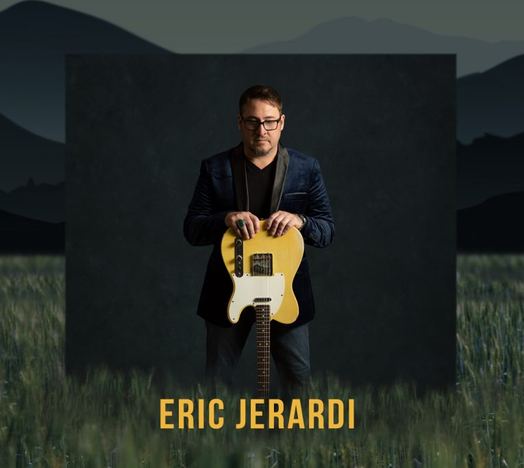Eric Jerardi, Occupied, album review, soul blues, Mike O'Cull, Rock and Blues Muse