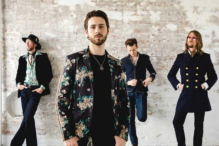 Laurence Jones Band, new album announcement, new single release, Rock and Blues Muse
