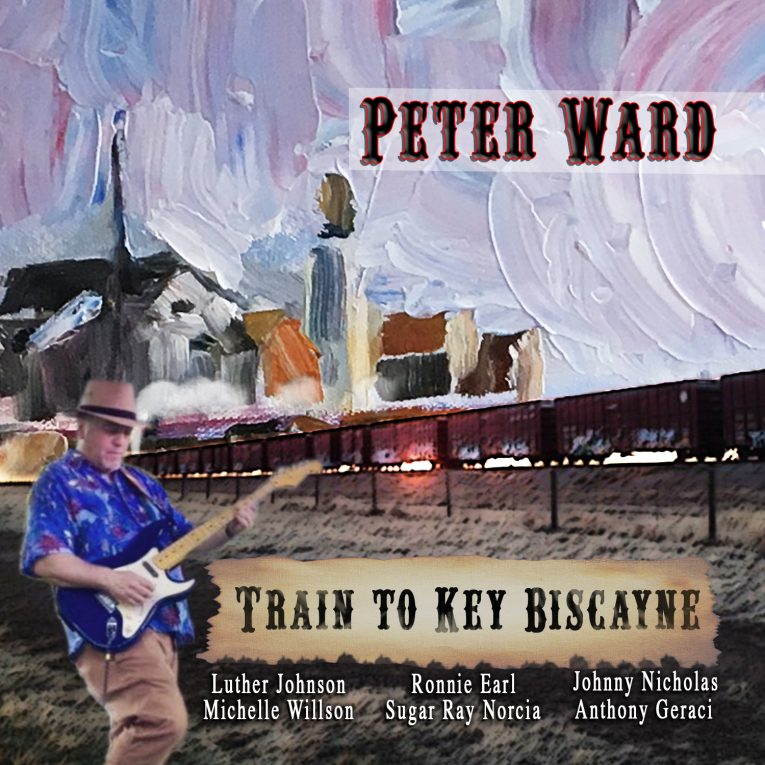 Peter Ward, Train to Key Biscayne, Rock and Blues Muse