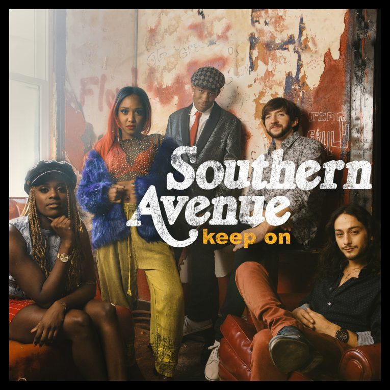 Southern Avenue, Keep On, album review, soul-blues, R&B, Martine Ehrenclou, Rock and Blues Muse