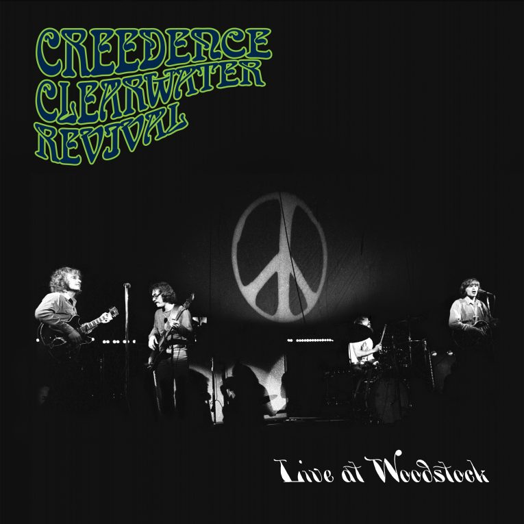 Creedence Clearwater Revival, Live At Woodstock, Releases August 2nd, Rock and Blues Muse