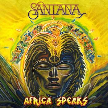 Africa Speaks, Carlos Santana