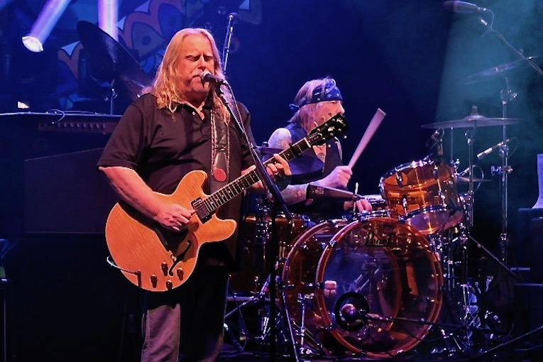"Gov't Mule, ""Mr. Man"" video, Rock and Blues Muse"
