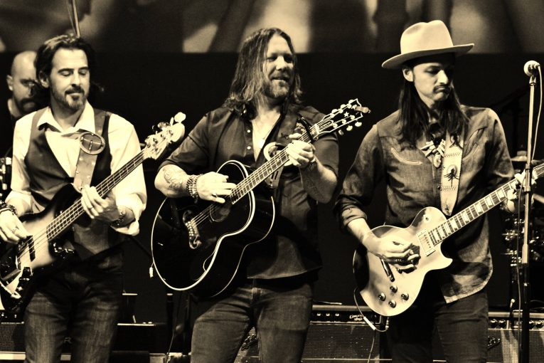 """The Allman Betts band, new single an video, """"Shinin'"""", Rock and Blues Muse"""