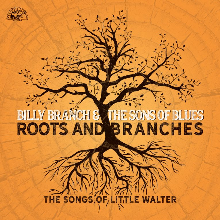 Billy Branch & The Sons Of Blues, Roots And Branches-The Songs Of Little Walter, album review, Little Walter, Rock and Blues Muse