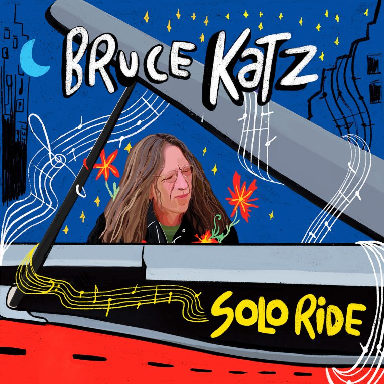 Bruce Katz, keyboardist, new album, Solo Ride, Rock and Blues Muse