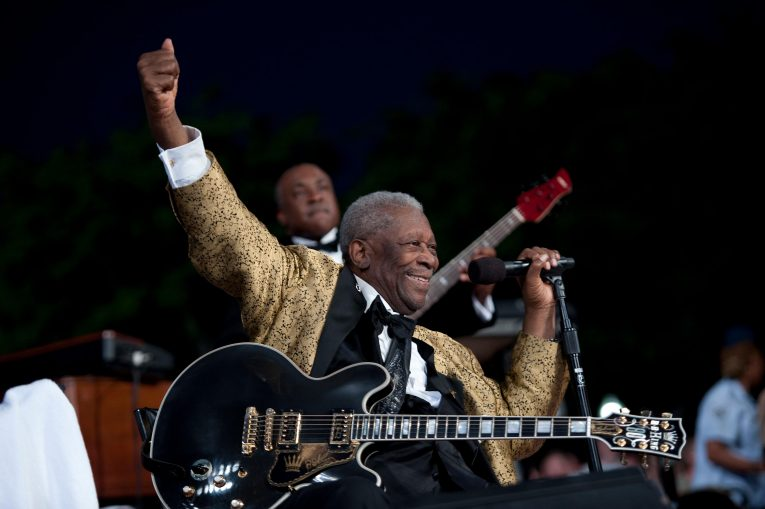 B.B. King, Lucille guitar, auction, Julien's Auctions, Rock and Blues Muse