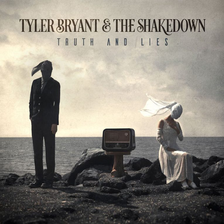 Tyler Bryant & The Shakedown, Truth And Lies, review, Rock and Blues Muse