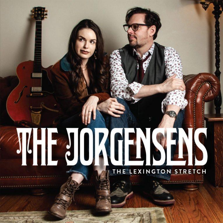 The Jorgensens, album announcement, Lexington Stretch, Rock and Blues Muse