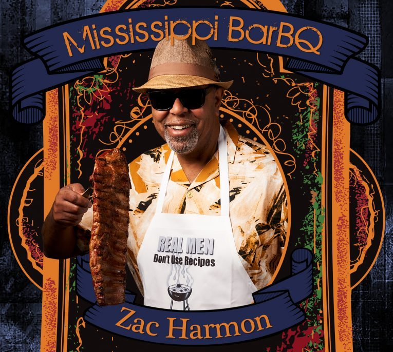 Zac Harmon, Mississippi Bar BQ, album review, Rock and Blues Muse