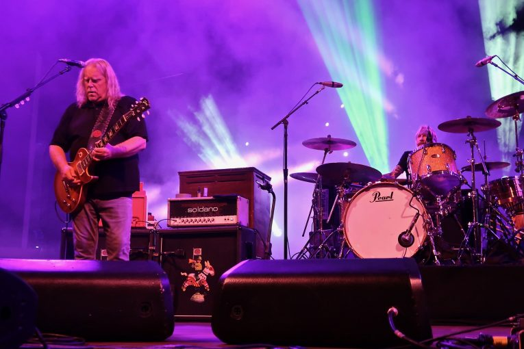 Gov't Mule, concert review, Martine Ehrenclou, Ford Theaters, Rock and Blues Muse