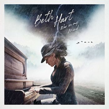 Beth Hart, War In My Mind, Rock and Blues Muse