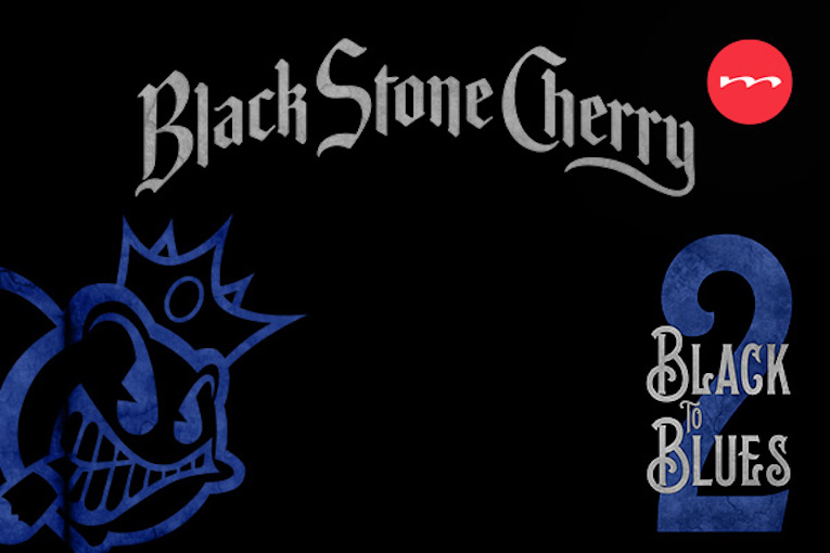 Black Stone Cherry, Back to Blues Volume 2 announcement, Rock and Blues Muse