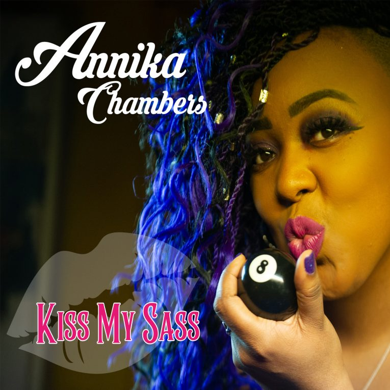 Annika Chambers, Kiss My Sass, album review, Rock and Blues muse