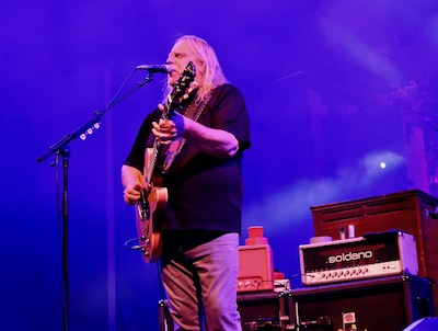 ford theaters, Warren Haynes, Gov't Mule, Concert Review, Martine Ehrenclou