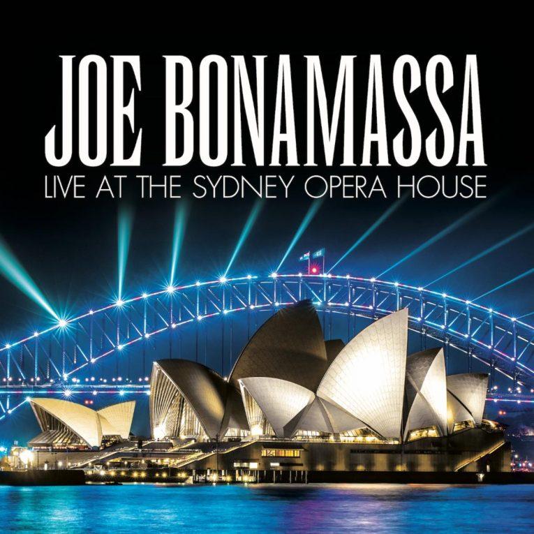 Joe Bonamassa, new album announcement, Live At The Sydney Opera House, Rock and Blues Muse