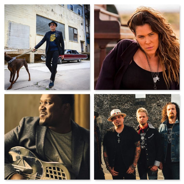 10 New Outstanding Blues Rock Roots Songs Fall 2019, Martine Ehrenclou, Rock and Blues Muse