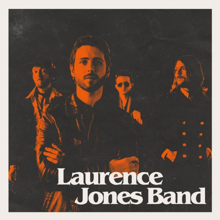 Laurence Jones Band, self-titled, album review, Rock and Blues Muse