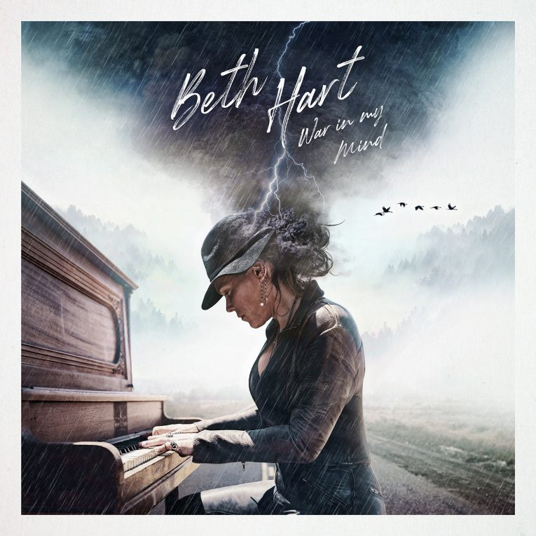 Beth Hart, War In My Mind, album review, Martine Ehrenclou, Rock and Blues Muse