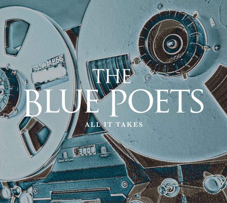 The Blue Poets, All It Takes, album review, Rock and Blues Muse