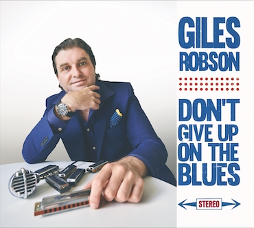 Giles Robson, Rock and Blues Muse