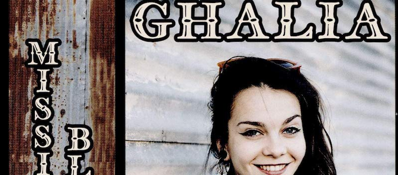 Ghalia, Mississippi Blend, album review, Rock and Blues Muse
