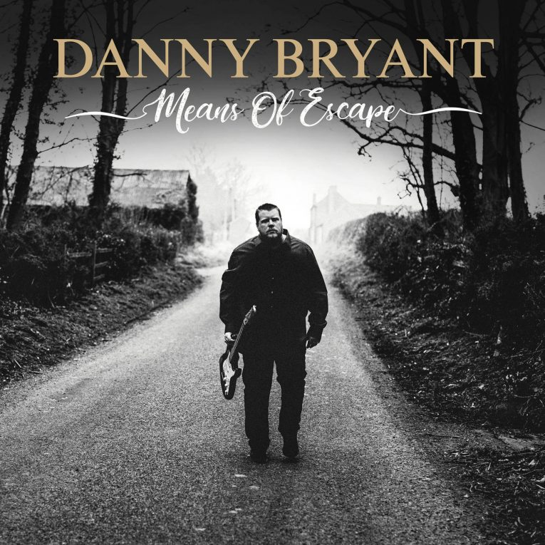 Danny Bryant, Means of Escape, album review, Rock and Blues Muse