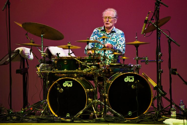 Ginger Baker, legendary drummer, Cream, Critically Ill, Rock and Blues Muse