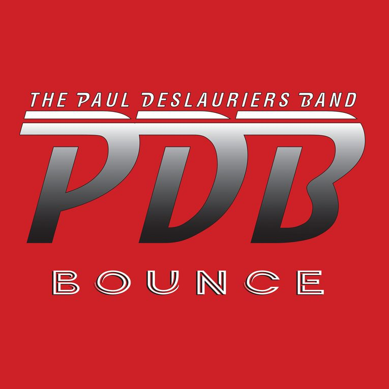 Paul DesLauriers Band, Bounce, album review, Rock and Blues Muse