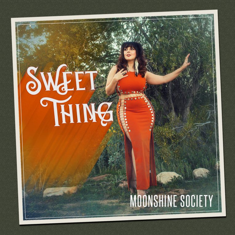 Moonshine Society, 'Sweet Thing', album review, Rock and Blues Muse