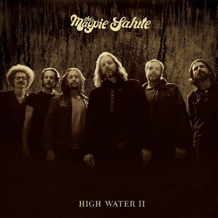 The Magpie Salute, High Water II, album review, Rock and Blues Muse