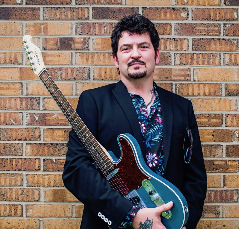 Exclusive Single Premiere, We Wee Hours, Mike Zito, feat. Joe Bonamassa, Rock N' Roll: A Tribute to Chuck Berry, Rock and Blues Muse, Martine Ehrenclou