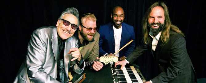 Interview, Rick Estrin, Rock and Blues Muse