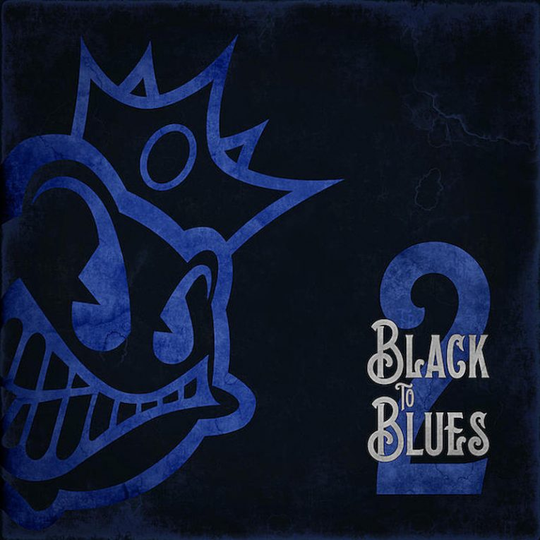 Black Stone Cherry, Back To Blues Volume 2, Rock and Blues Muse