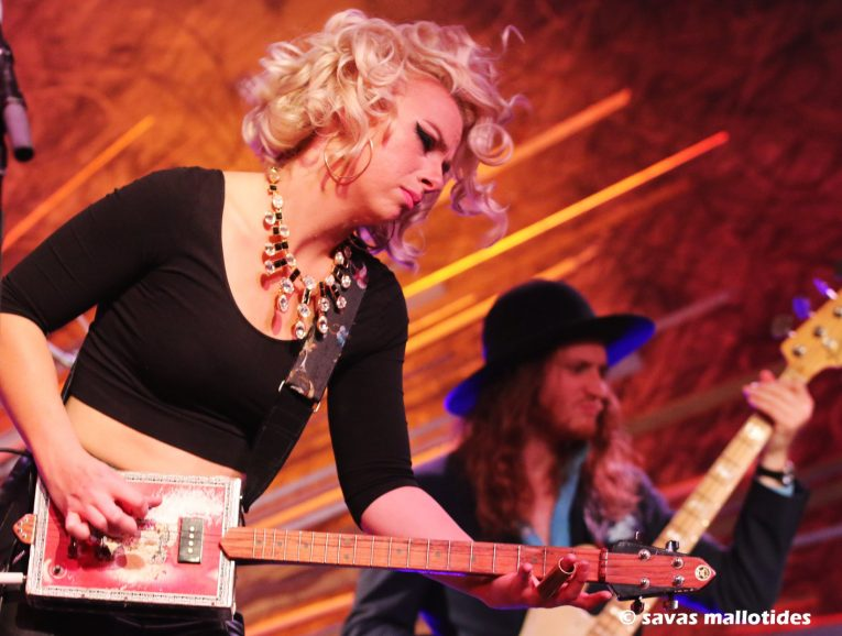 The Samantha Fish Cigar Box Guitar Festival New Orleans 2020, name change and dates announced, Rock and Blues Muse