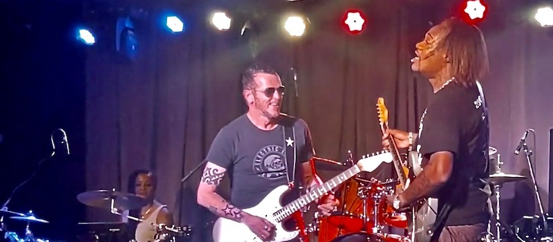 Eric Gales, Gary Hoey