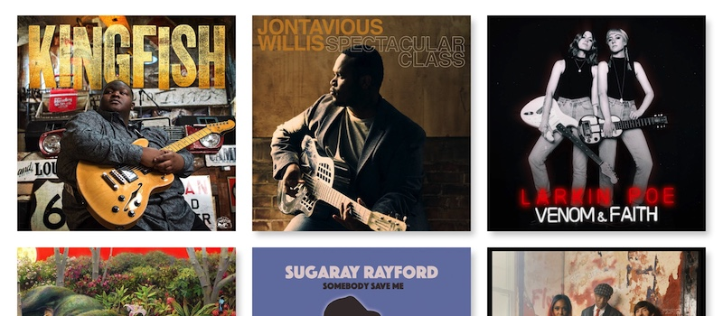 Grammy Nominees Blues Rock Roots Songs