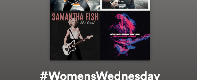 Great Modern Female Rock Blues Artists