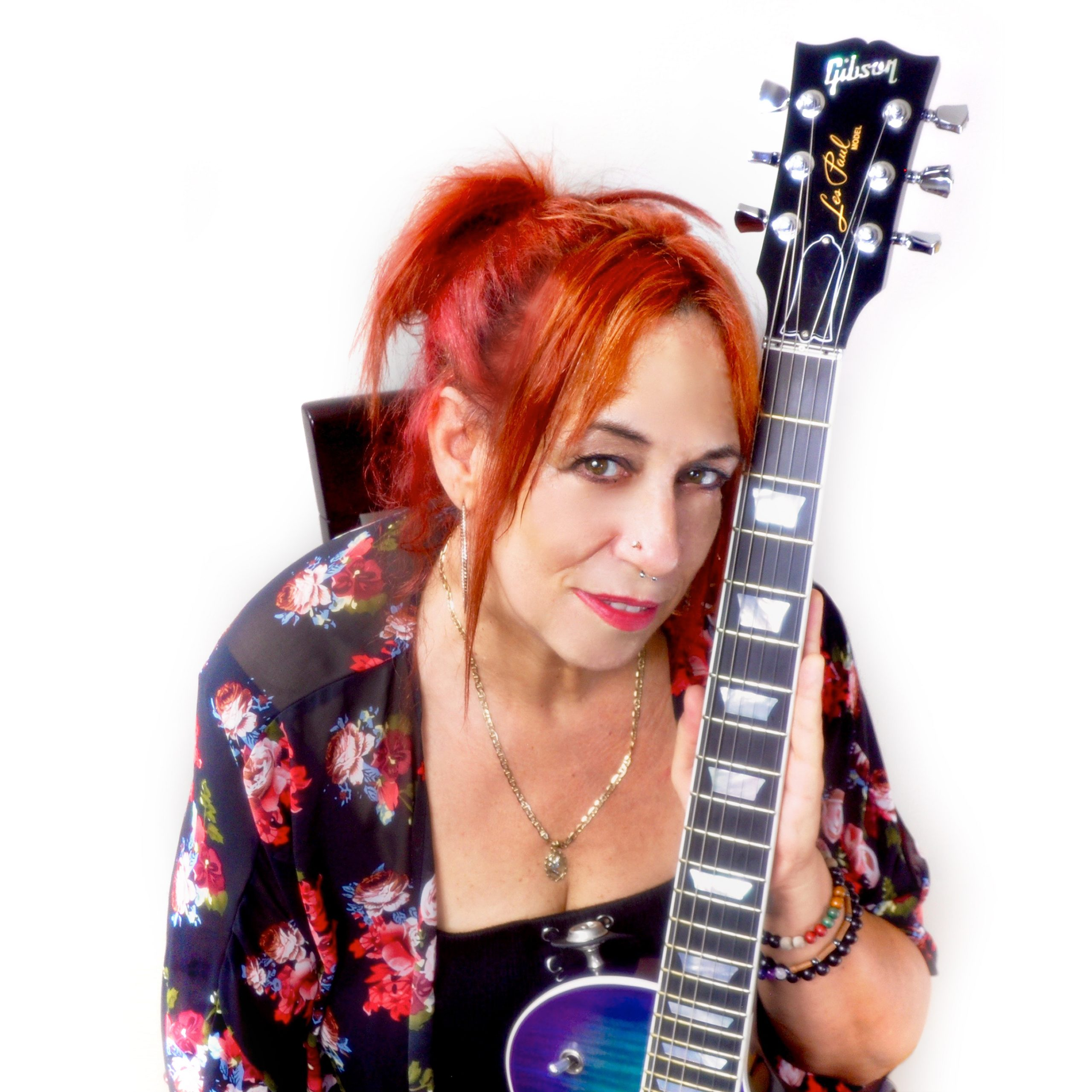 Queen of Blues Rock Guitar, Interview, Martine Ehrenclou, Rock and Blues Muse
