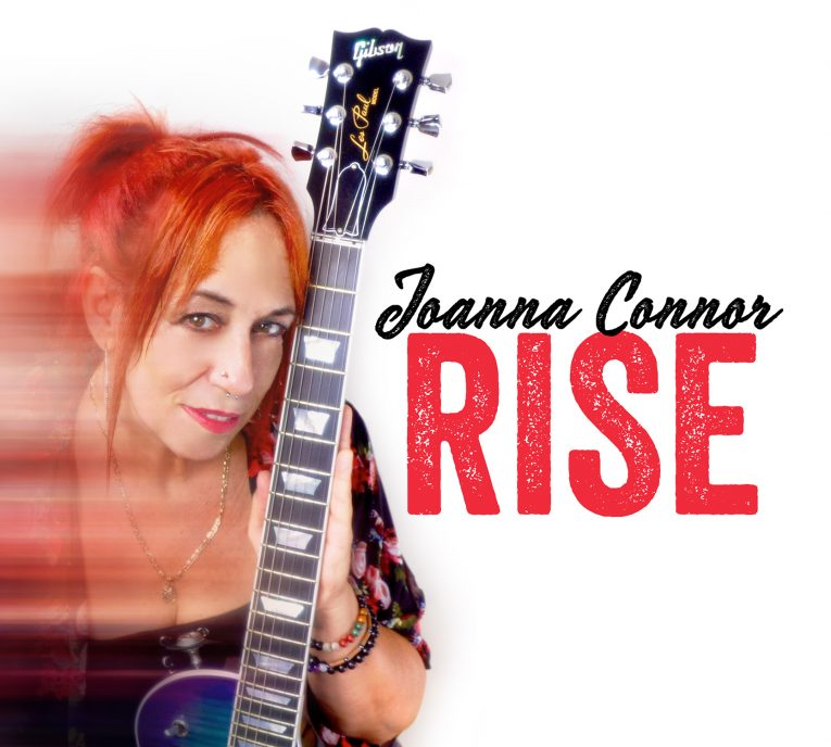 Rise, Joanna Connor, album review, Martine Ehrenclou, Rock and Blues Muse