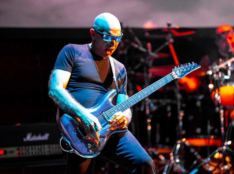 "Joe Satriani Announces 'The Shapeshifting"" UK Tour 2020, Rock and Blues Muse"