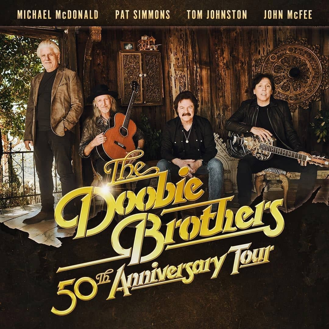 The Doobie Brothers Reunite with Michael McDonald for North American Anniversary Tour, Rock and Blues Muse