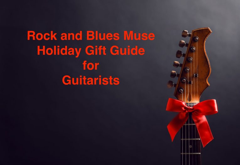 Rock and Blues Muse Holiday Gift Guide For Guitarists, Martine Ehrenclou, Rock and Blues Muse