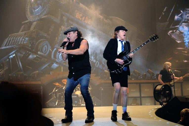 AC/DC Reunites with Brian Johnson, Phil Rudd for New Album, Rock and Blues Muse