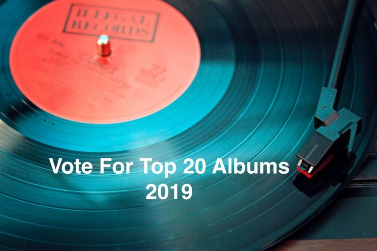 Vote For Top 20 Albums of 2019, Rock and Blues Muse