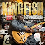"Christone ""Kingfish"" Ingram, Kingfish"
