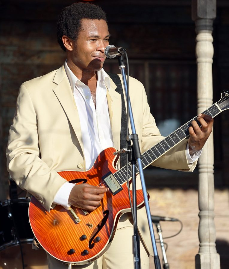 Solomon Hicks, new album announcement, Harlem, Rock and Blues Muse